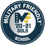 Military friendly school gold 2020-2021