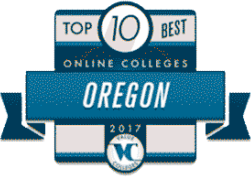 Top 10 best online colleges Oregon 2017